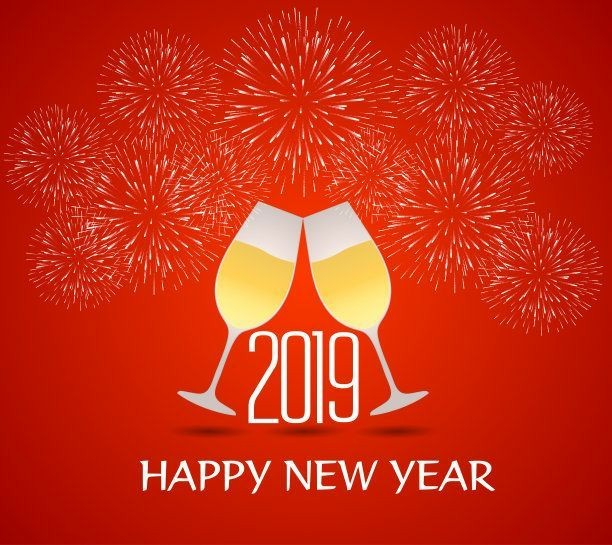 New Years Day Quotes 2019: Happy New Year 2019: Wishes, Images, Quotes, Greetings For