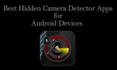 Hidden Camera Detector Apps