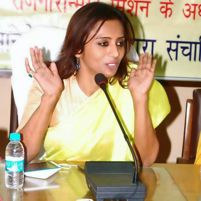 Kinjal Singh IAS Wiki, Biography, Age, Family, Images - News Bugz