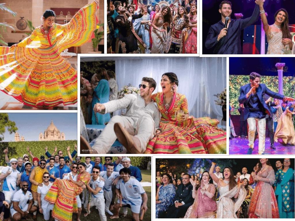 Nick Jonas and Priyanka Chopra Wedding Photos and Updates ...