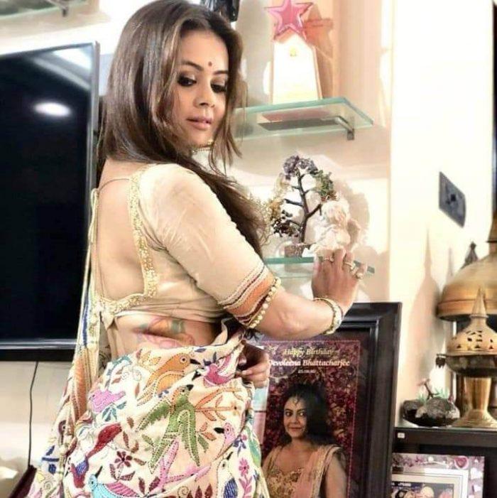 Devoleena Bhattacharjee Images