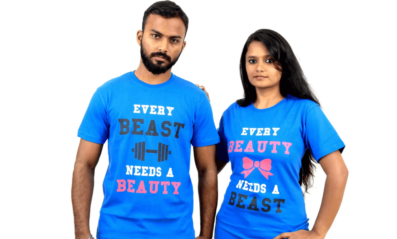 af006f476 Valentine's Day Couple T shirts | Best Valentine's Gift 2019 - News Bugz