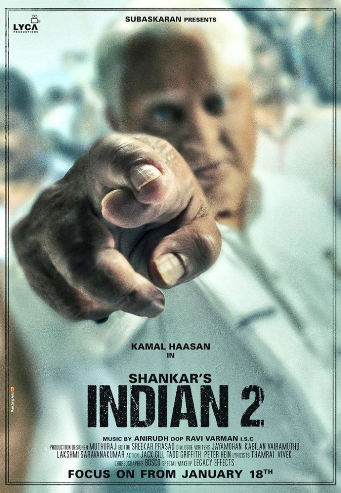 Indian 2 Movie
