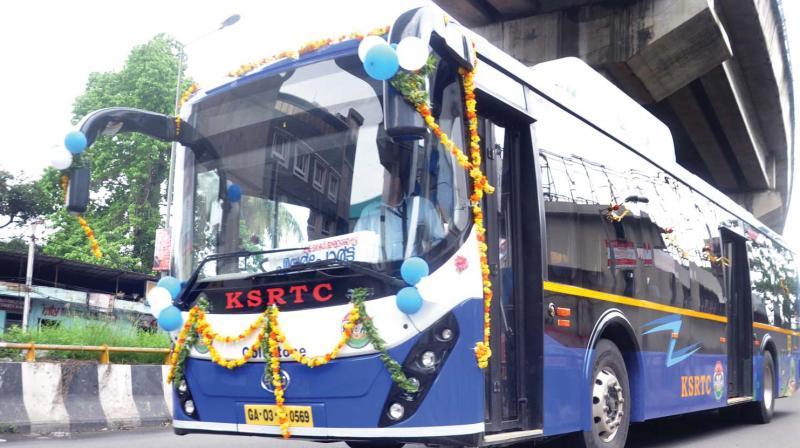 Kerala Electric Buses