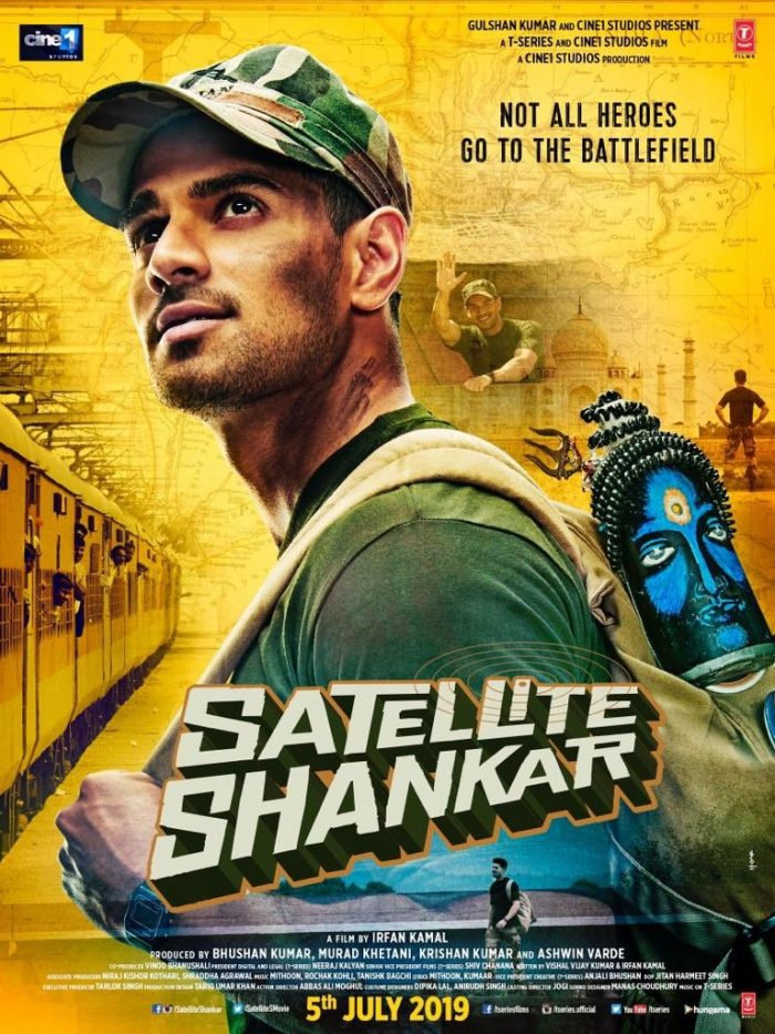 Satellite Shankar Hindi Movie