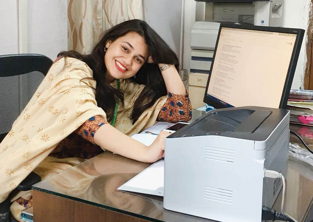 Tina Dabi IAS Age Height Husband Family Caste Biography In