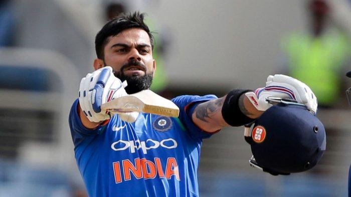 Virat Kohli Bagged top three ICC awards