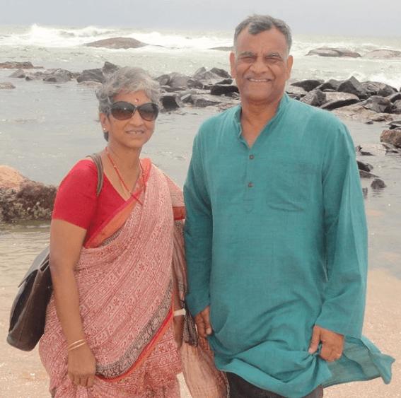 Abhinandan Varthaman Family
