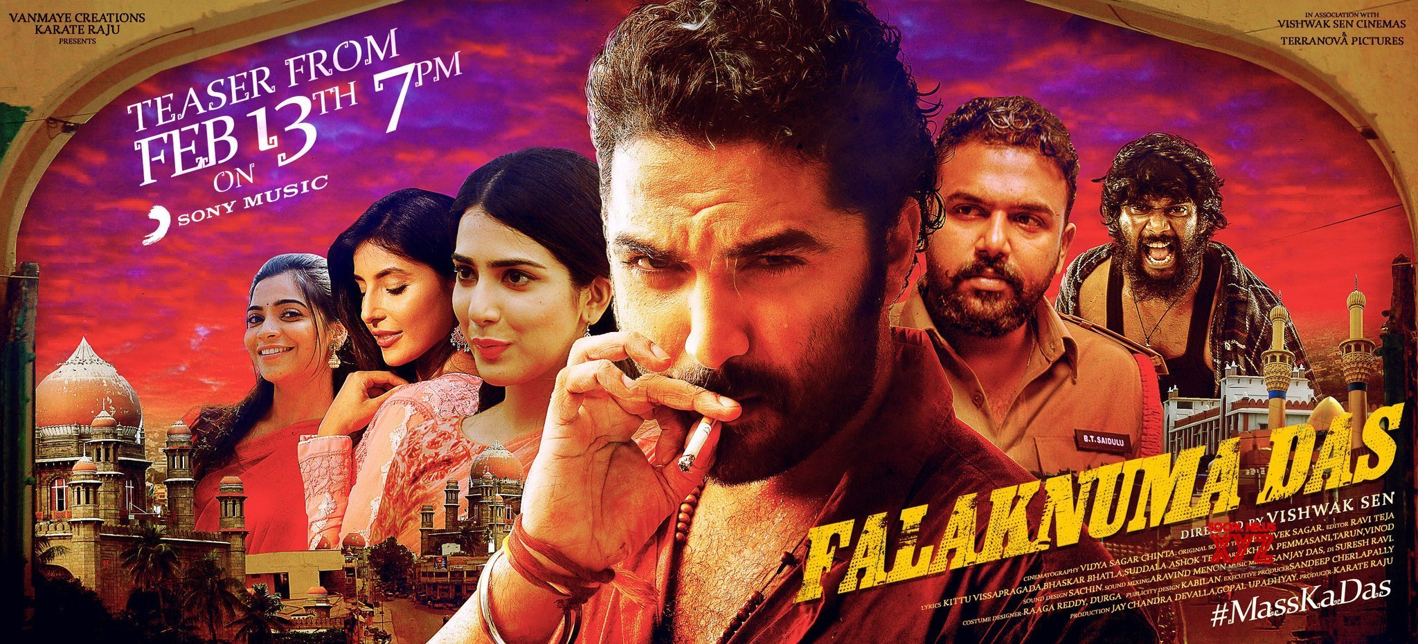Falaknuma Das Telugu Movie (2019) | Cast | Trailer | Songs | Release