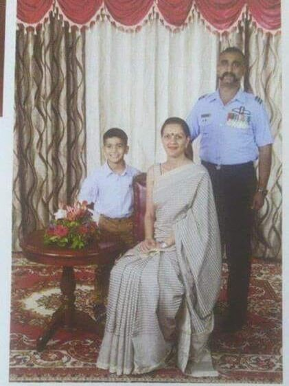 Abhinandan Family