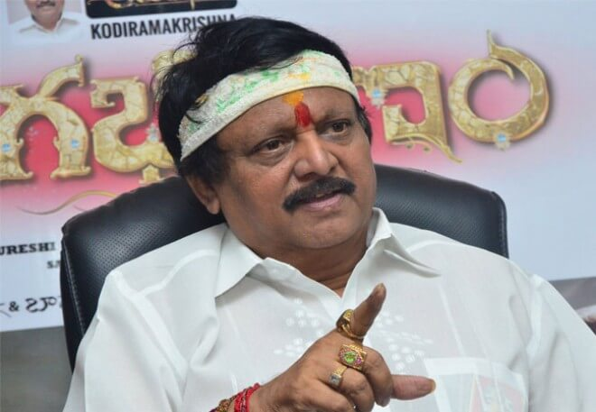 Veteran Director Kodi Ramakrishna Dead