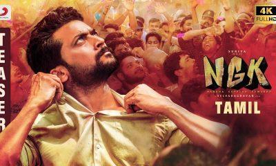 Watch Suriya's NGK Teaser Here   Political Entry