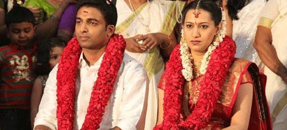 Nedumudi Venu Son Marriage Photos