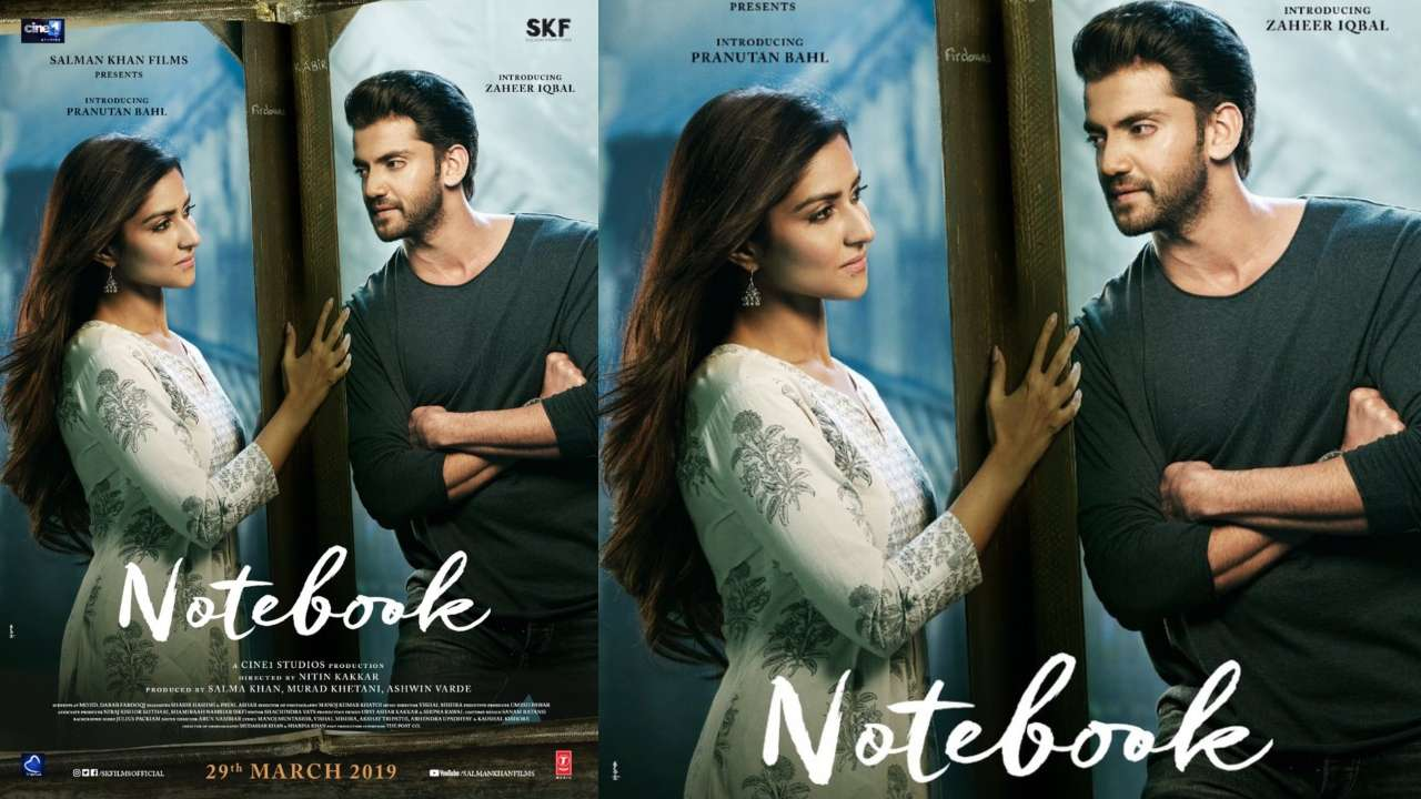 notebook hindi movie  2019