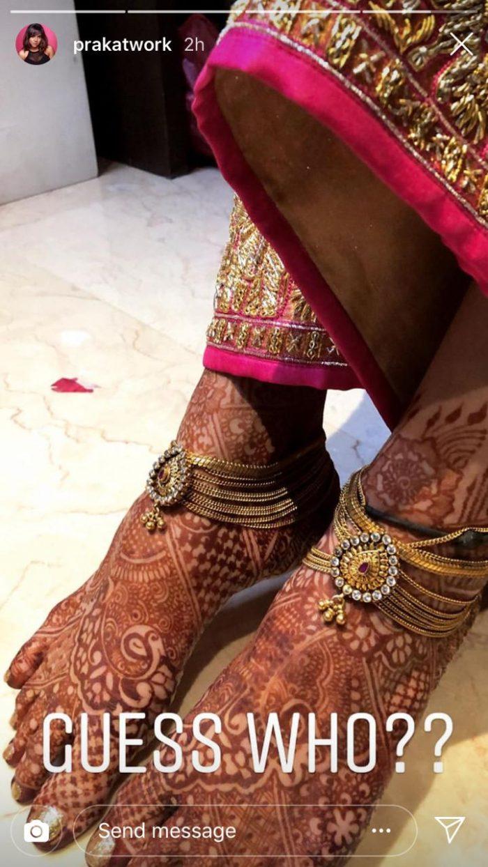 Soundarya Rajinikanth Marriage Photos