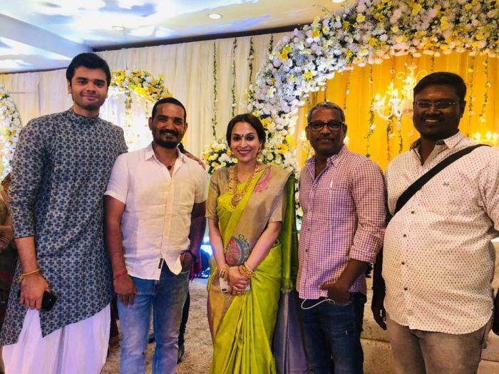 Soundarya Rajinikanth and Vishagan Vanangamudi Marriage Photos