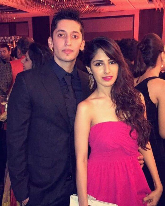Azhar Morani and Tanya Seth Images
