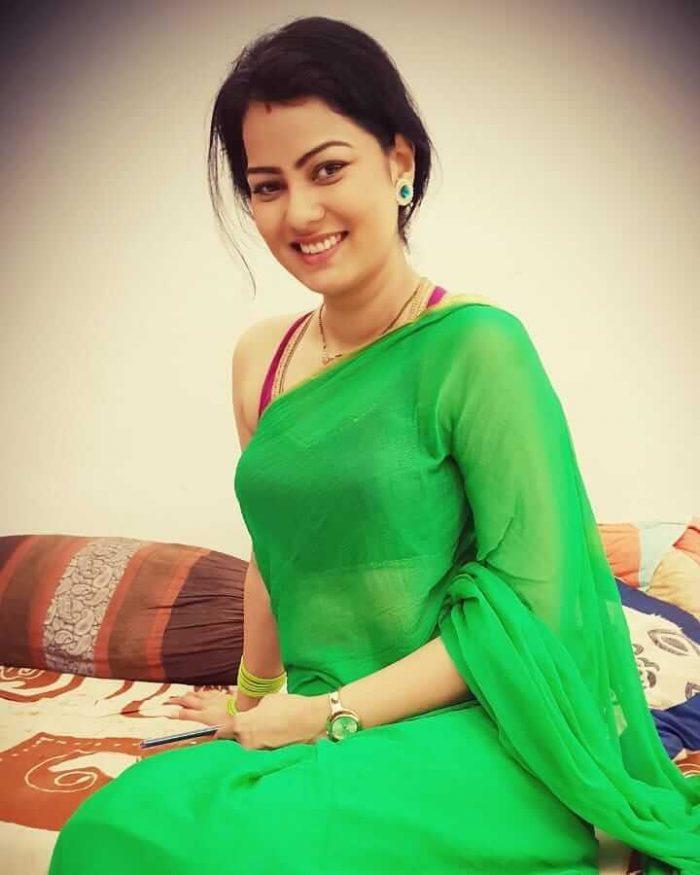 Actress Urmila Tiwari