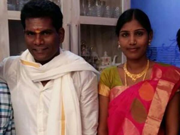Chammak Chandra Wife