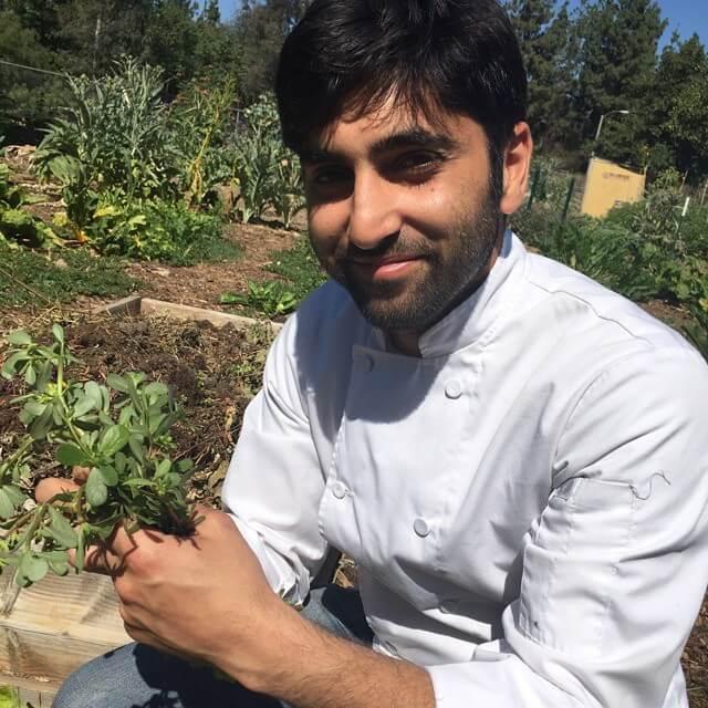 Chef Sundeep Vohra