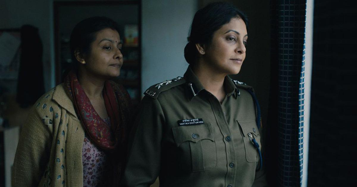 Delhi Crime Web Series Tamilrockers