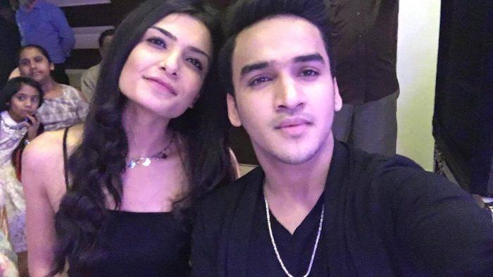 Faizal Khan Girlfriend Muskaan Kataria