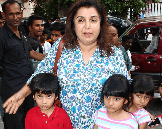 Farah Khan Daughter