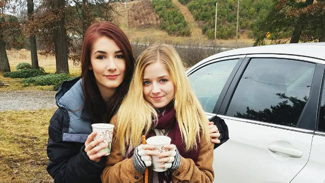 Jackie Evancho Sister Juliet Evancho