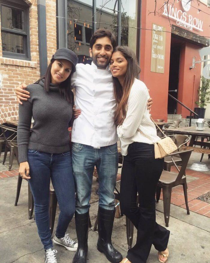 Karishma Naidu Family