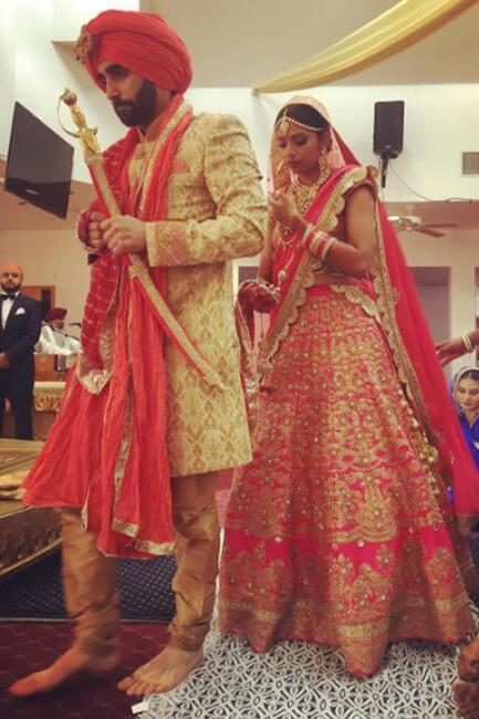 Karishma Naidu Husband Sunny Vohra