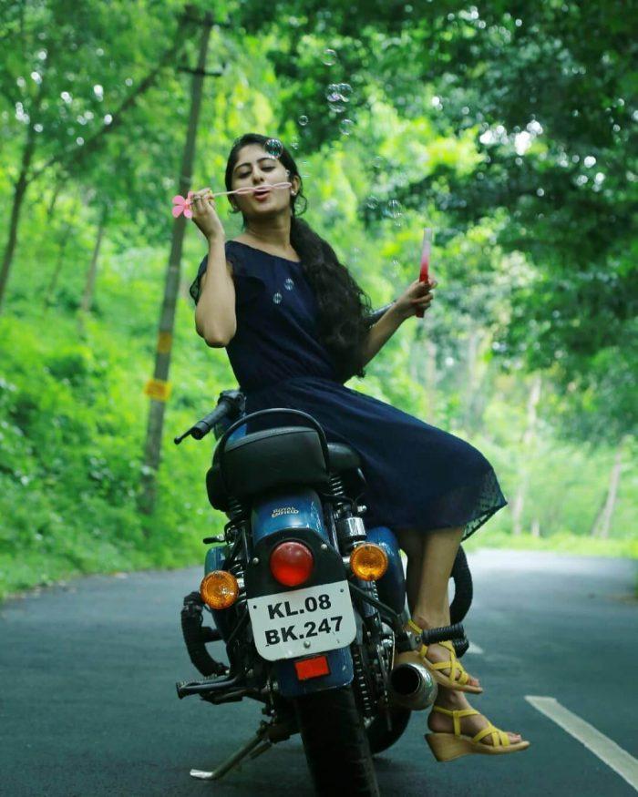 Krishnapriya K Nair Photos