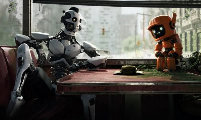 Love Death and Robots Tamilrockers