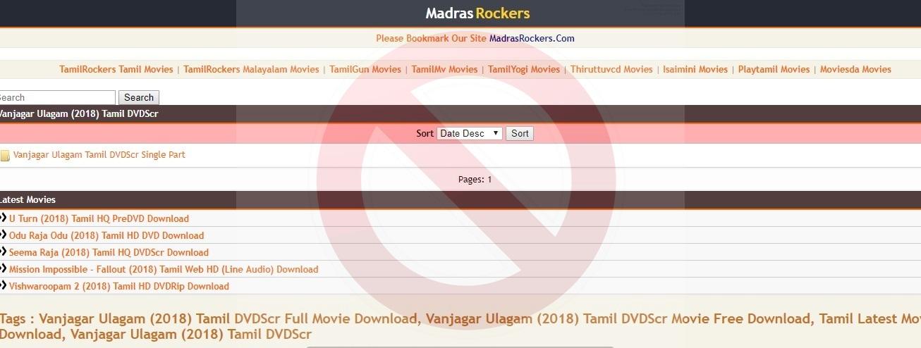 tamil movie 2018 free download site
