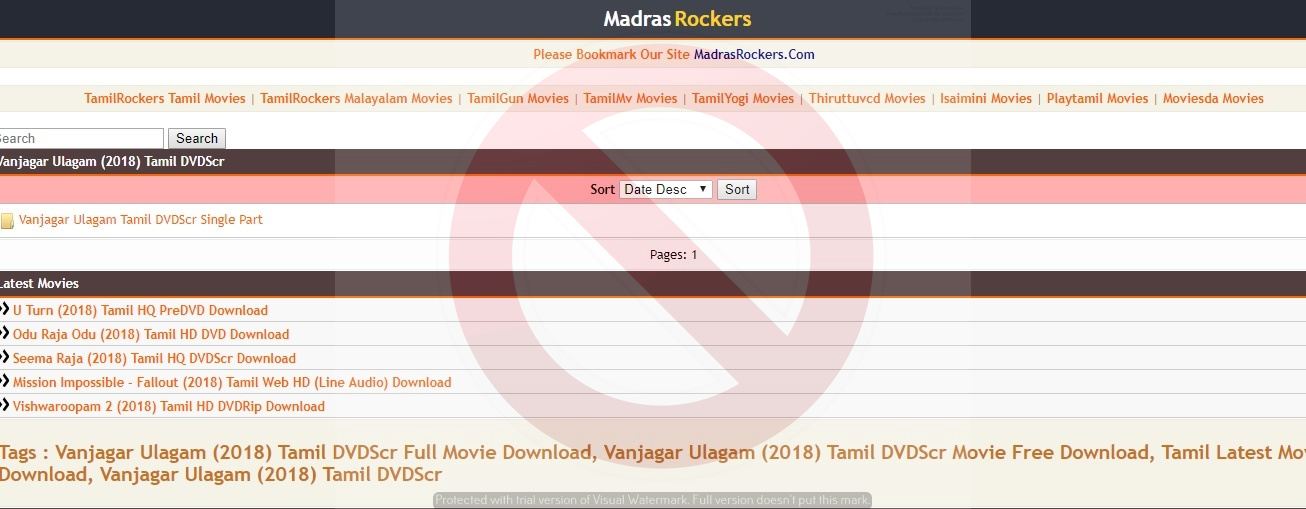 tamil web movies download 2018