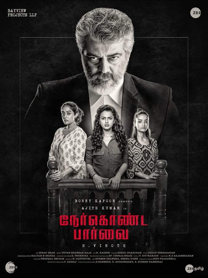Nerkonda Paarvai Movie
