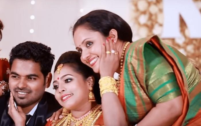 Nisha Sarang Daughter Wedding Photos