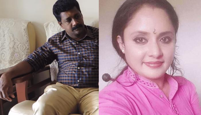 Nisha Sarang Husband