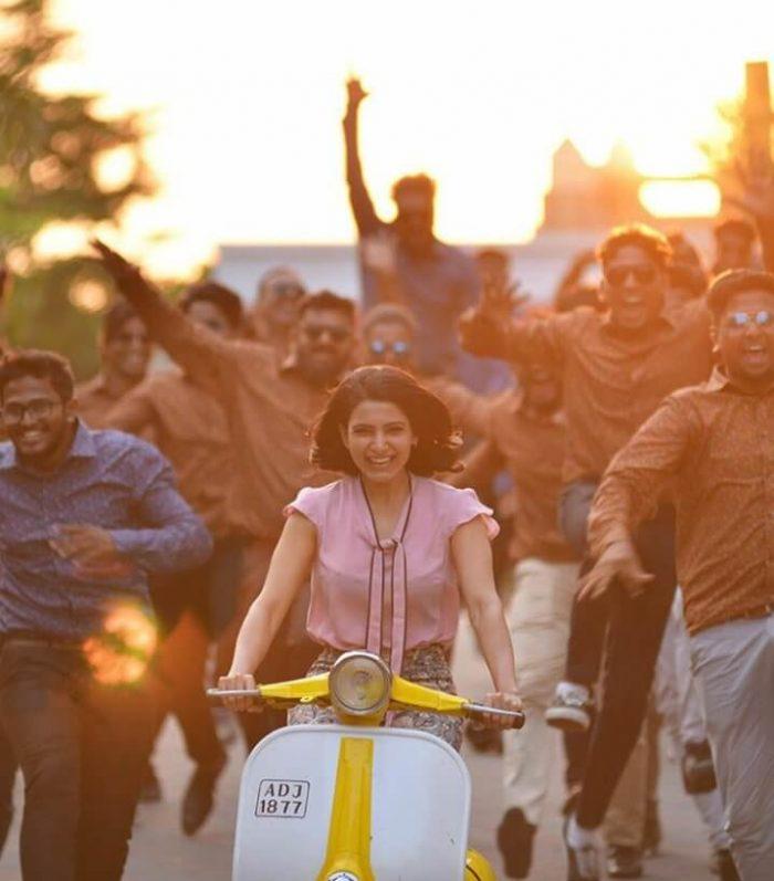 O Baby! Yentha Sakkagunnave Telugu Movie
