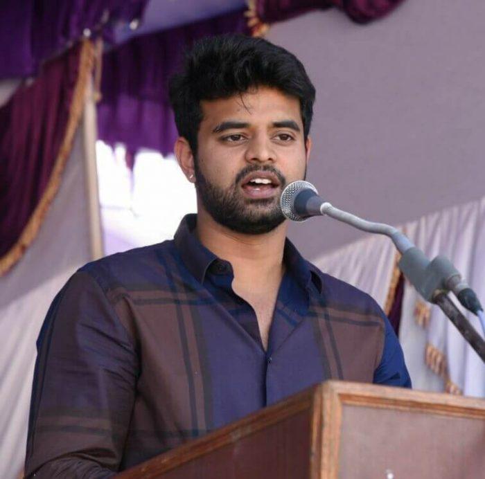 Prajwal Revanna Photos