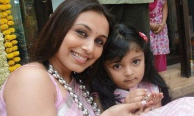 Rani Mukerji Daughter