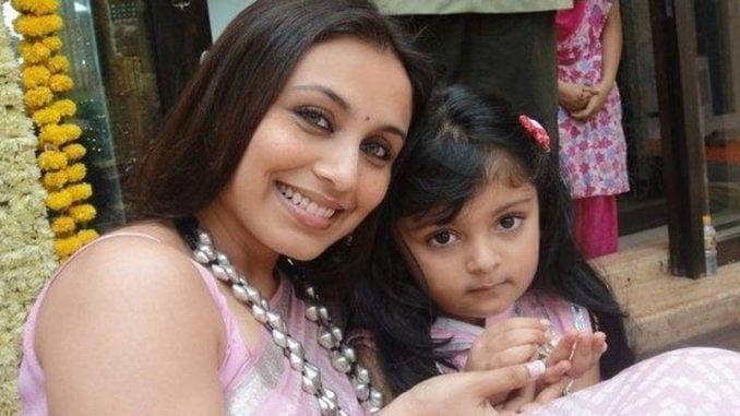 Rani Mukerji Daughter