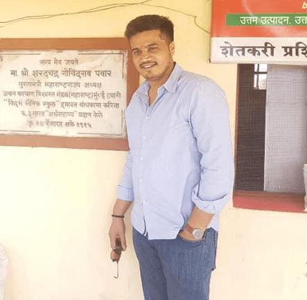 Rohit Rajendra Pawar