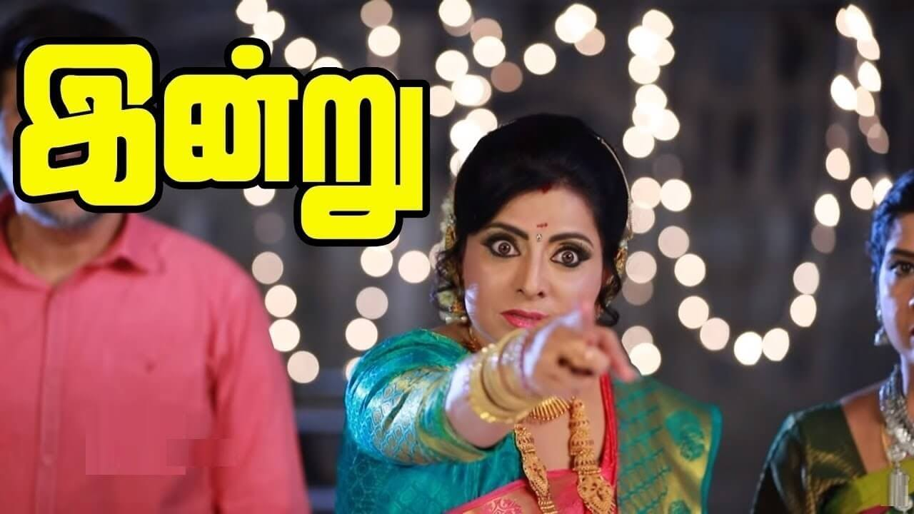 sembaruthi serial today episode 04 03 2019 promo review