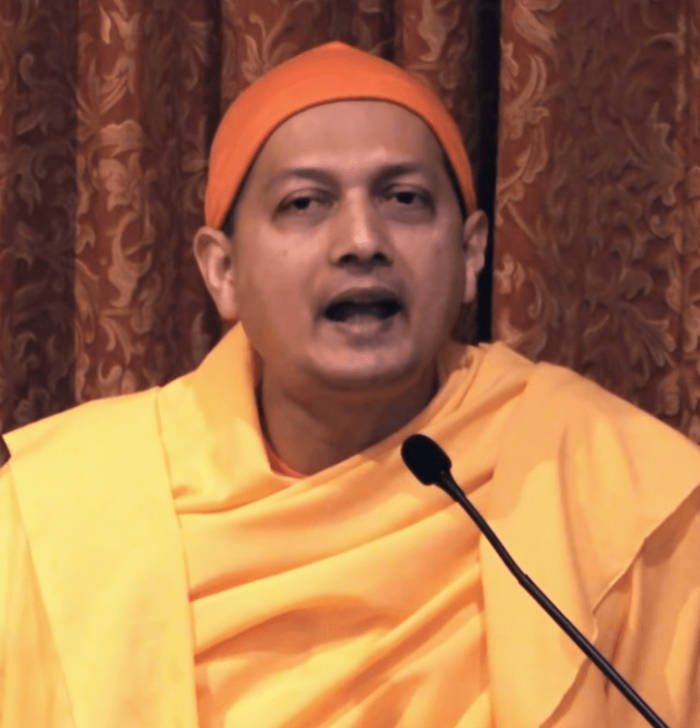 Swami Sarvapriyananda Photos
