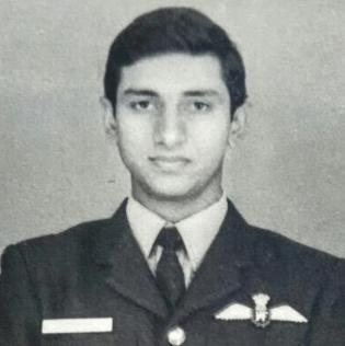 Vijay Karnik IAF Images
