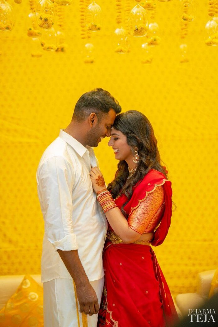 Vishal Anisha All Reddy Marriage Images