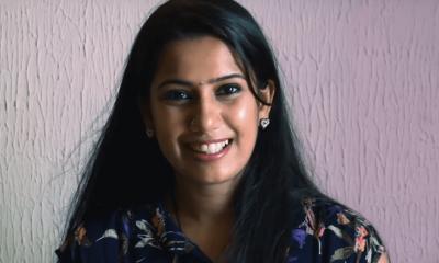 Actress Devika Nambiar