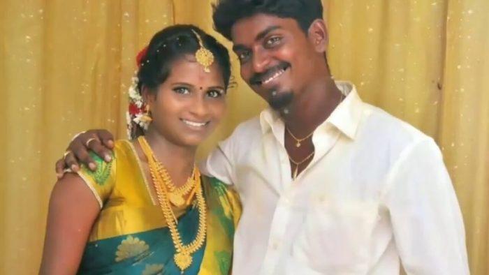 Gana Sudhakar Wife photos