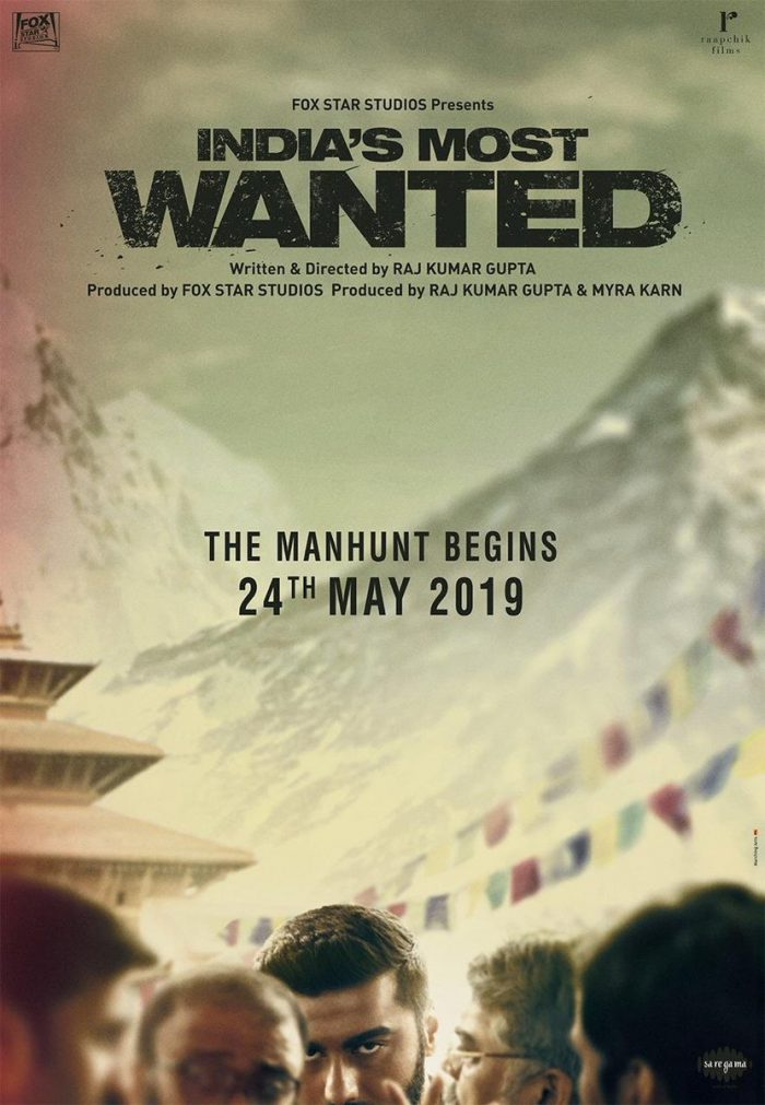 Indias Most Wanted Hindi Movie (2019) | Cast | Teaser ...