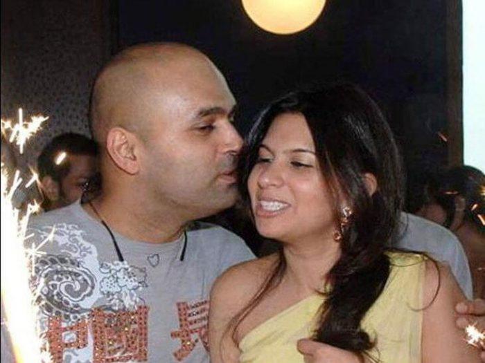Laila Mallya Husband Samar Singh